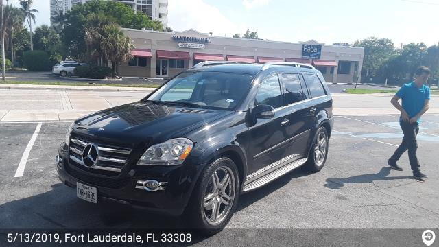 Plano, TX - Loaded a 2008 Mercedes-Benz GLS in Fort Lauderdale, FL and delivered it in Plano, TX