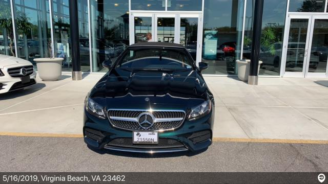 Loaded a 2019 Mercedes-Benz E450 in Virginia Beach, VA and delivered it in Fairfield, CT