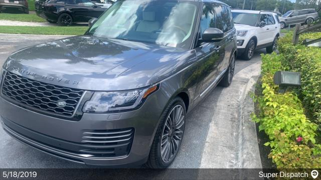 Mattituck, NY - Loaded a 2019 Land Rover Range Rover in West Palm Beach, FL and delivered it in Mattituck, NY