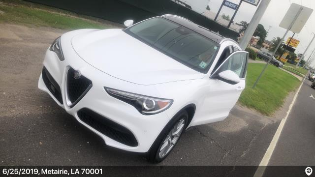 Miami, FL - Loaded a 2018 Alfa Romeo Stelvio in Metairie, LA and delivered it in Miami, FL