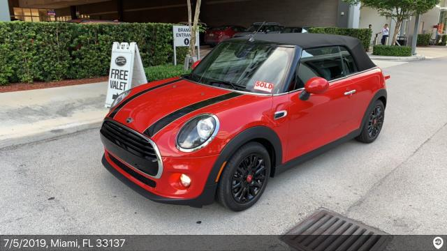 Miami, FL - Loaded a 2019 MINI Cooper in Miami, FL and delivered it in Lawrence, NY
