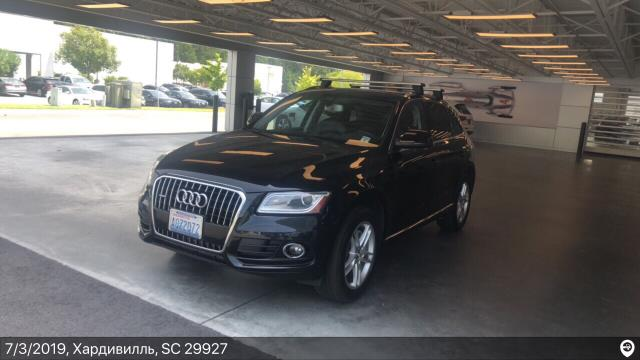 Lakewood Ranch, FL - Loaded a 2014 Audi Q5 in Hardeeville, SC and delivered it in Lakewood Ranch, FL