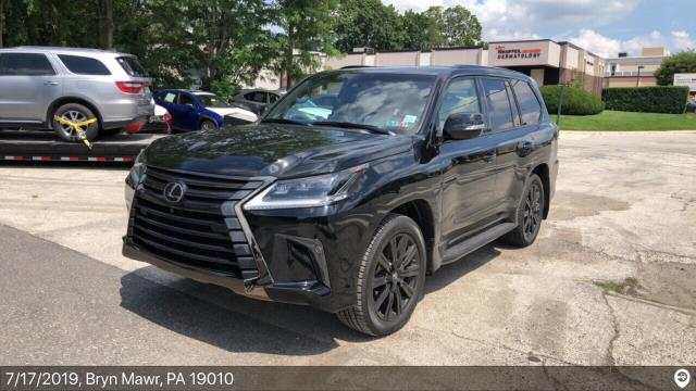 Boothbay Harbor, ME - Loaded a 2019 Lexus LX570 in Haverford, PA and delivered in in Boothbay Harbor, ME