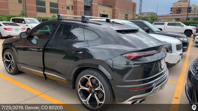 Scottsdale, AZ - Loaded a 2018 Lamborghini Urus in Denver, CO and delivered it in Scottsdale, AZ