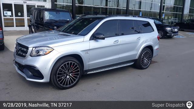 Nashville, TN - Shipped a vehicle from Nashville, TN to Houston, TX