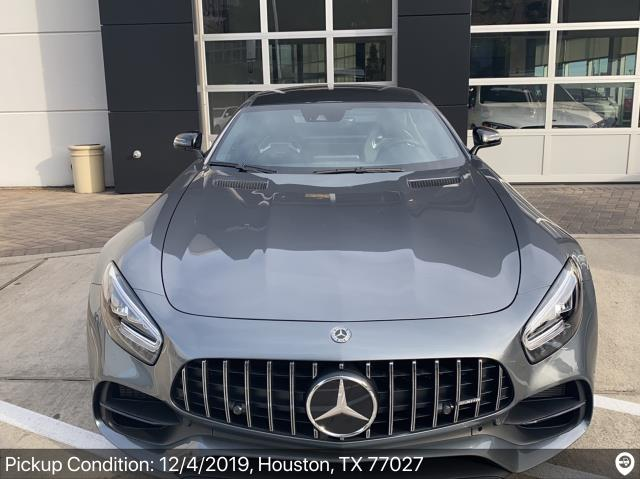 Houston, TX - Shipped a car from Houston, TX to Los Angeles, CA