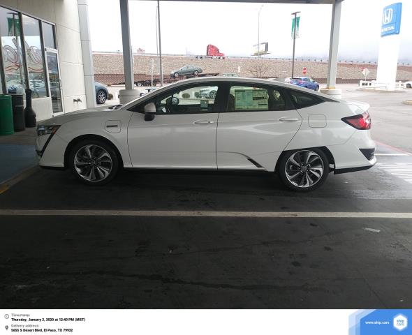 Irvine, CA - Shipped a car from Irvine, CA to El Paso, TX