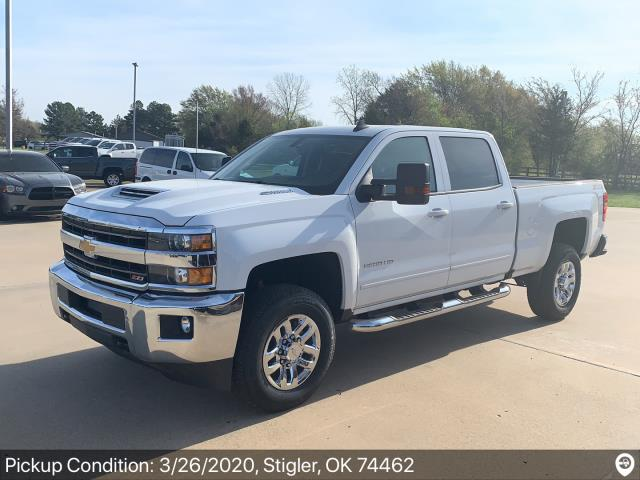 Stigler, OK - Shipped a vehicle from Stigler, OK to Burlington, CO