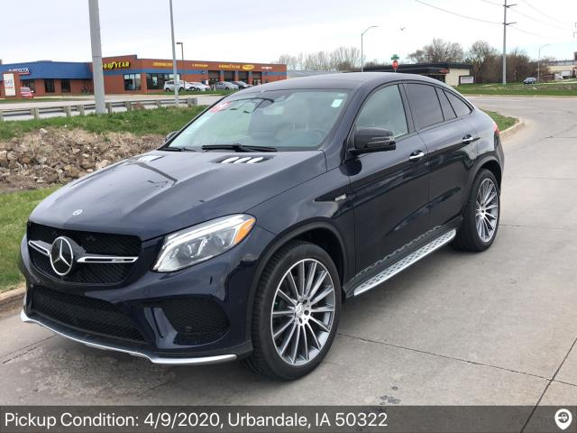 Urbandale, IA - Shipped a vehicle from Urbandale, IA to Bloomington, MN