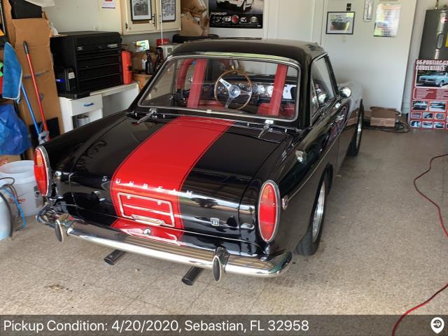 Sebastian, FL - Shipped a car from Sebastian, FL to Santa Ana, CA