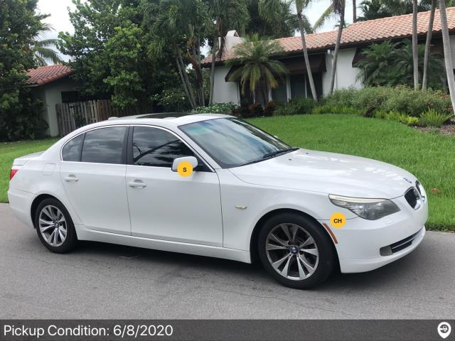 Fort Lauderdale, FL - Shipped a car from Fort Lauderdale, FL to Pocasset, MA