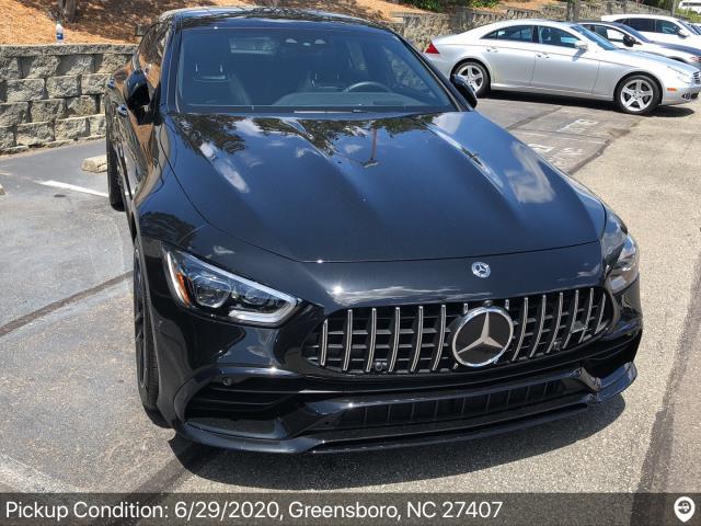 Greensboro, NC - Shipped a car from Greensboro, NC to Eden Prairie, MN
