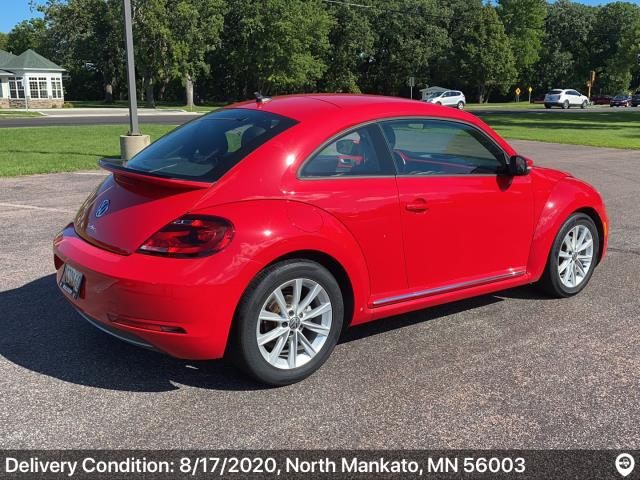 North Mankato, MN - Shipped a 2017 VW Beetle from Waldorf, MD to North Mankato, MN