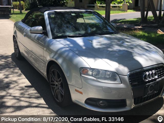 Coral Gables, FL - Shipped a car from Coral Gables, FL to Long Beach, CA