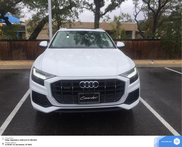 San Antonio, TX - Shipped a vehicle from San Antonio, TX to Richland, WA