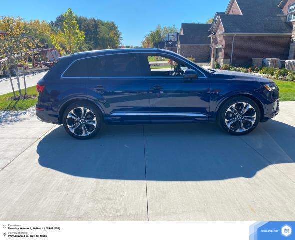 Sanford, FL - Shipped a vehicle from Sanford, FL to Troy, MI