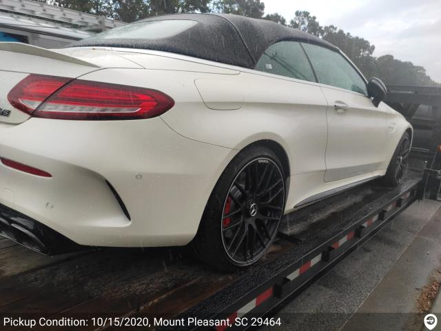 Mount Pleasant, SC - Shipped a vehicle from Mount Pleasant, SC going to Houston, TX