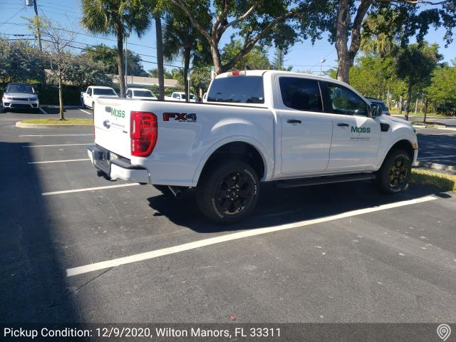 Fellsmere, FL - Transported a vehicle from Wilton Manors, FL to Fellsmere, FL