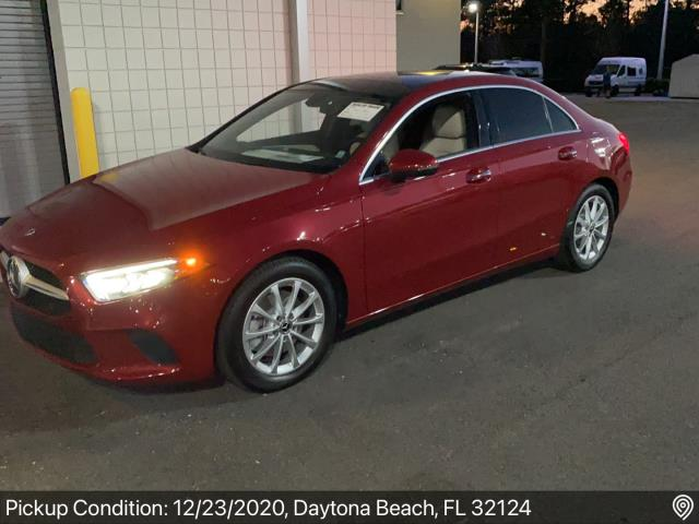 Naples, FL - Transported a car from Daytona Beach, FL to Naples, FL