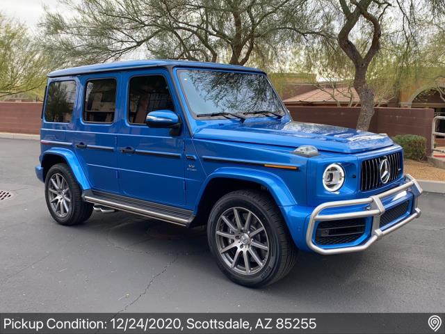 Scottsdale, AZ - Shipped a vehicle from Scottsdale, AZ to Southwest Ranches, FL