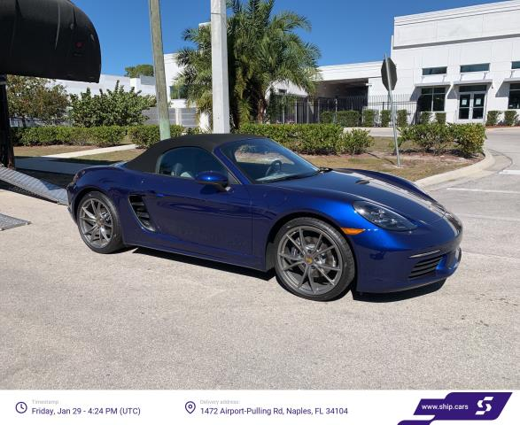 Naples, FL - Transported a car from Mill Valley, CA to Naples, FL