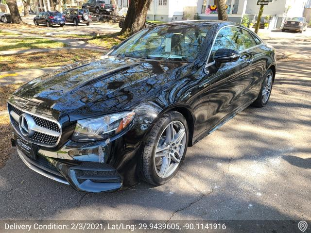 New Orleans, LA - Transported a 2018 Mercedes-Benz E400 from Chicago, IL to New Orleans, LA.