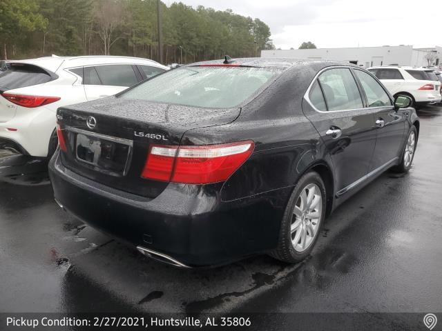 Huntsville, AL - Shipped a car from Huntsville, AL to Atlanta, GA