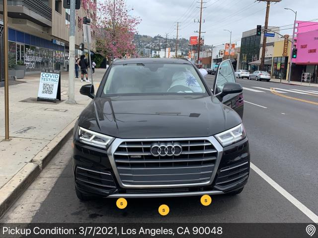 West Hollywood, CA - Shipped a vehicle from West Hollywood, CA to Miami Beach, FL