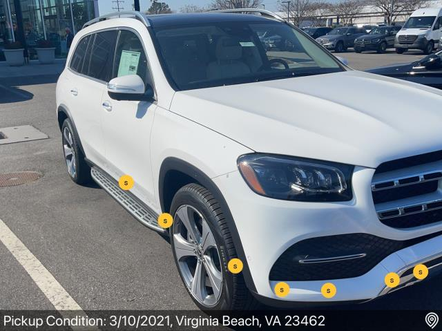 Mechanicsburg, PA - Transported a vehicle from Virginia Beach, VA to Mechanicsburg, PA