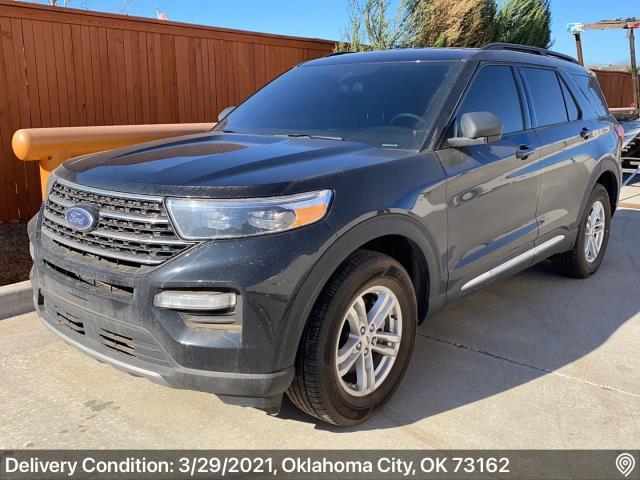 Oklahoma City, OK - Transported a vehicle from Franklin, MI to Oklahoma City, OK
