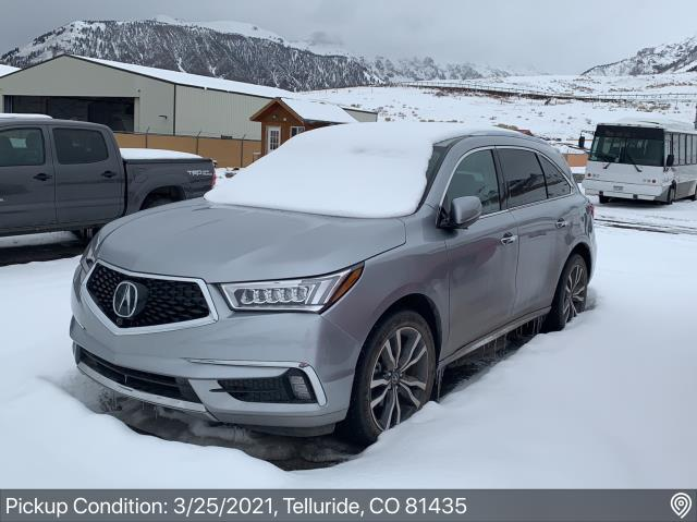 Telluride, CO - Shipped a vehicle from Telluride, CO to Pompano Beach, FL