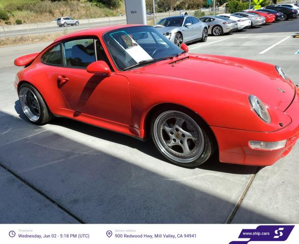 Raleigh, NC - Shipped a car from Raleigh, NC to Mill Valley, CA