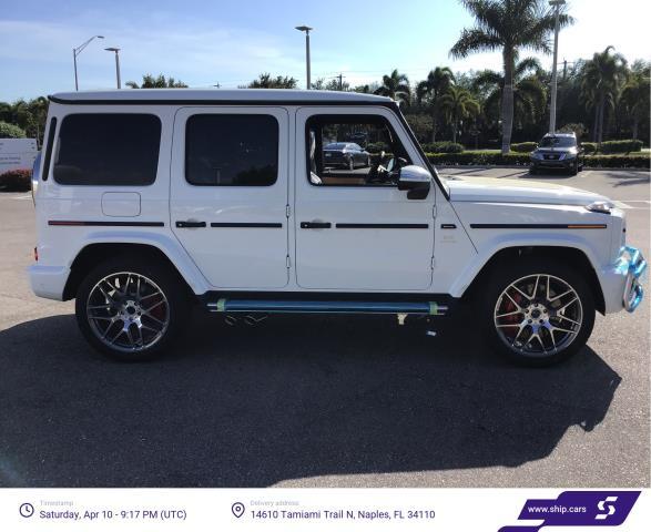 Brunswick, GA - Shipped a vehicle from Brunswick, GA to Naples, FL