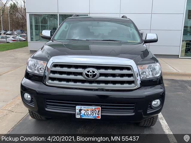 Bloomington, MN - Shipped a vehicle from Bloomington, MN to Colorado Springs, CO