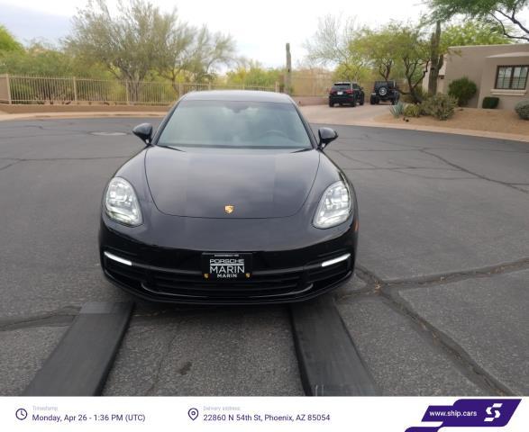 Phoenix, AZ - Transported a car from Mill Valley, CA to Phoenix, AZ