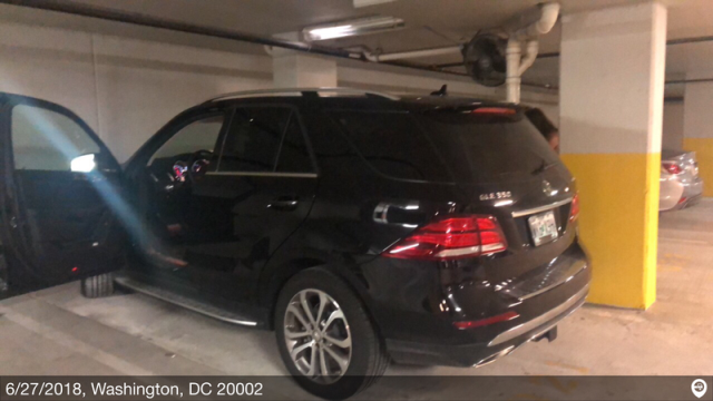 St. Louis, MO - Transported a 2016 Mercedes-Benz GLE from Washington, DC and delivered it to St Louis, MO