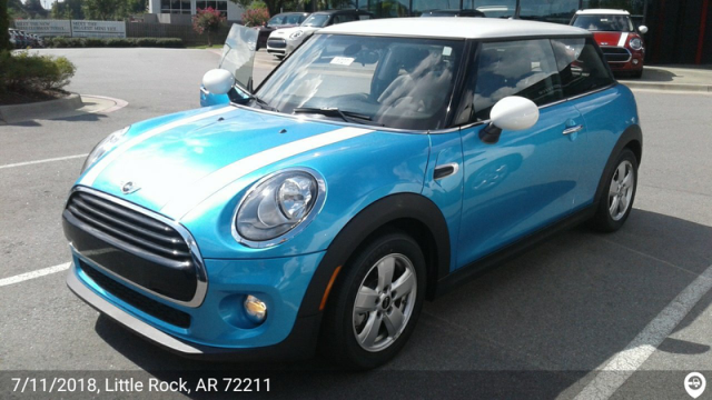 Little Rock, AR - Transported a 2018 MINI Cooper HT from Little Rock, AR and delivered it to Goodlettsville, TN