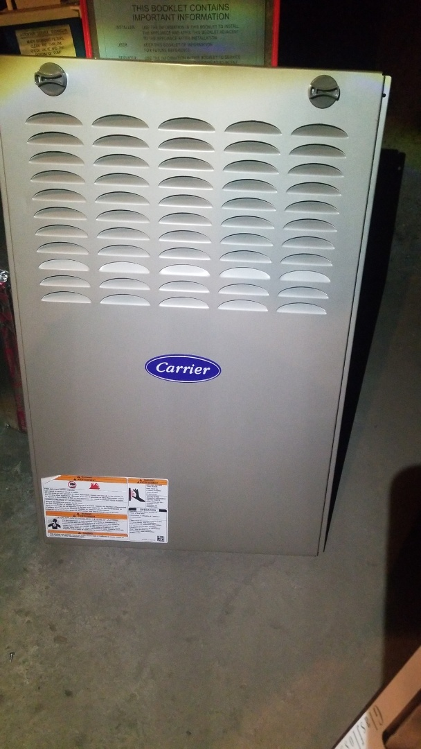 Lancaster, OH - Carrier gas furnace tune up