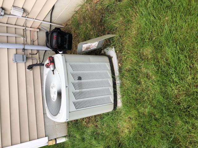 Trane ac maintenance in Pickerington