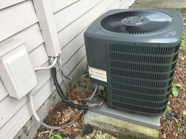 Groveport, OH - GOODMAN AC WIRED INCORRECTLY