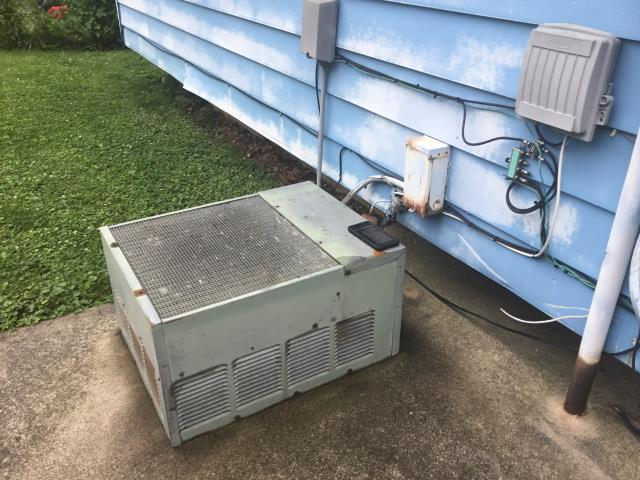 Columbus, OH - Estimate Provided to customer New Carrier 80% 70,000.00 BTU Gas Furnace And New Carrier 13 Seer 2 Ton Air Conditioner