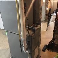 Carroll, OH - Furnace Tune Up & Inspection on Comfortmaker unit