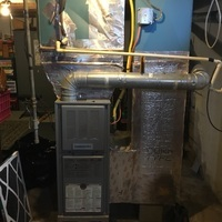 Lancaster, OH - Diagnostic Service Call on 2008 ICP Furnace unit.