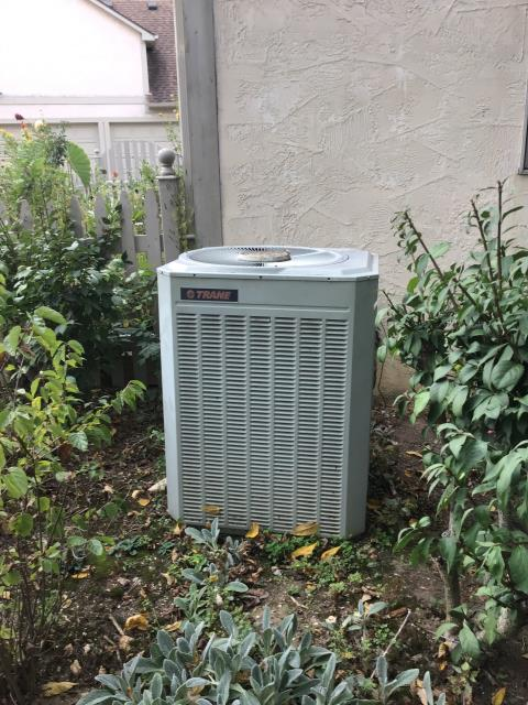 Columbus, OH - Installing New Carrier 80% 135,000 BTU Gas Furnace & New Carrier 13 SEER 3.5 Ton Air Conditioner To Replace Existing Trane AC & Furnace