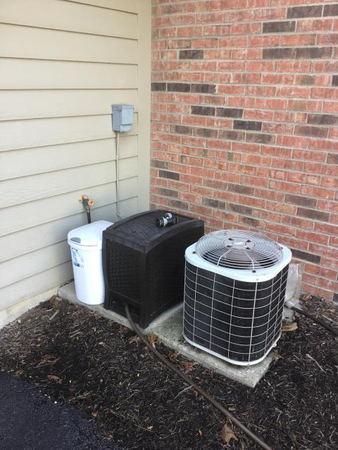 Lewis Center, OH - Provided Estimate New Carrier AC & Furnace To Replace Existing AC & Furnace