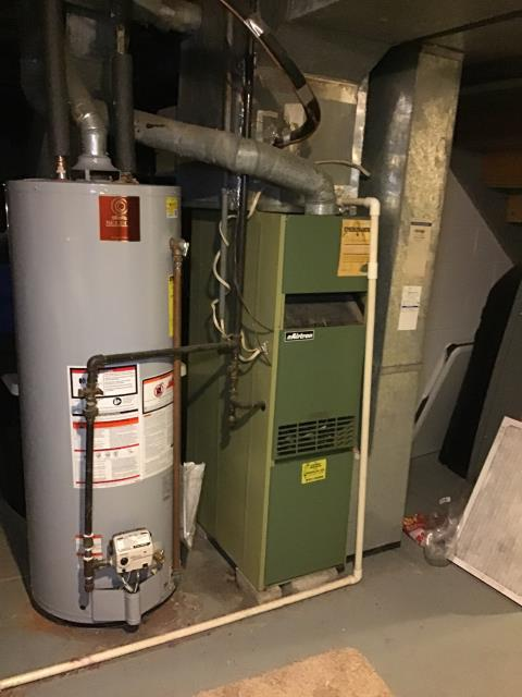 Columbus, OH - Diagnostic Performed Turned Gas Valve On & Recycled Carrier Gas Furnace To Keep Furnace Running Efficiently For The Winter Season