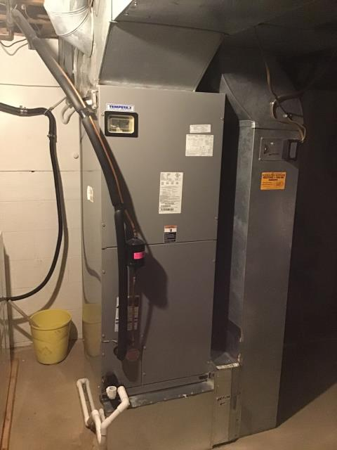 Reynoldsburg, OH - Performed Our Special Tune-Up & Safety Checkout On Comfortmaker Electric Furnace To Keep Furnace Running Efficiently For The Fall/Winter Season