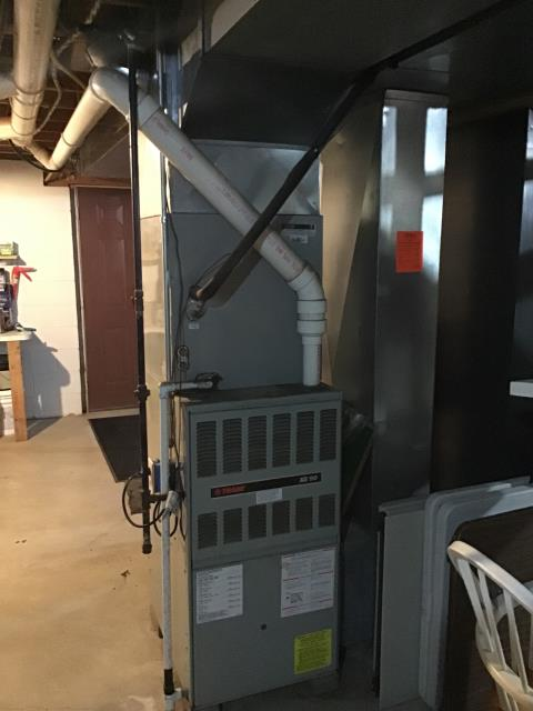 Pataskala, OH - Estimate Provided New Carrier Gas Furnace 96% Variable Speed Two-Stage 100,000 BTU & New Carrier Air Conditioner up to 16 SEER 3 Ton To Replace Existing Trane Furnace & AC System