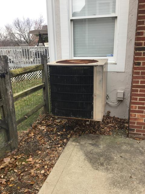 Westerville, OH - Provided Estimate New Carrier Gas Furnace & New Carrier AC System To Replace Existing Lennox Furnace & AC System