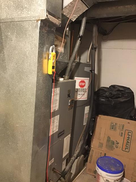 Columbus, OH - Diagnostic Performed Recommended Replacing OEM Relay & Universal Transformer On Concord Electric Furnace To Keep Furnace Running At Highest Performance For The Winter Season